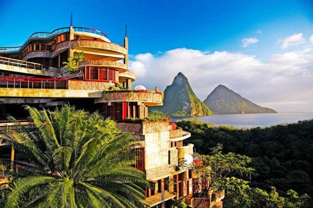 Jade Mtn hotel