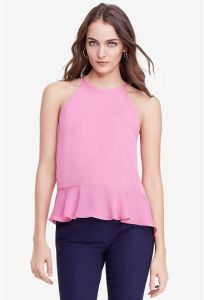 DVF halter top